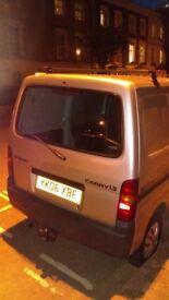 Suzuki carry van, very good runner