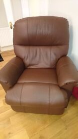 Electric dual motor riser and recliner chairs