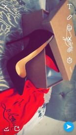 Brand new size 4 Christian louboutins. Selling as they are too big