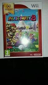 Mario Party 8 Wii Game