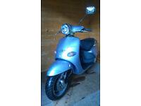 Aprilia Habana Mojito 50cc retro scooter