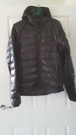 Canada goose bubble coat