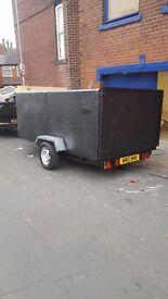 10ft x 6ft trailer