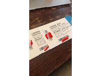 Lovebox Weekend tickets (Fri and Sat)