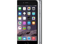 iPhone 6 Plus black and silver 16 GB