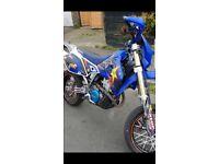 suzuki drz400sm ..k7,super moto,,58 plate