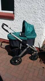Uppababy Vista Travel System 2014