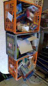 Everything £1 boxes Clearance plates mugs