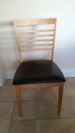 4 x Kitchen Dining Chairs