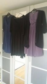 Maternity clothes size 8-12