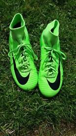 Kids Nike Mercurial Football boots