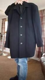 gents wool coat
