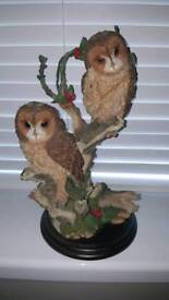Country Artists Bird Ornament