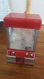 RETRO MINI CANDY GRABBER MACHINE PICK N MIX TOY