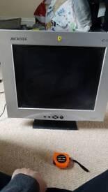 Computer Screen Microtek 17in