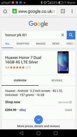 Honour Plk Duel && Sim Free
