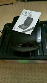 George Foreman grill and Slow Cooker £12.50 each