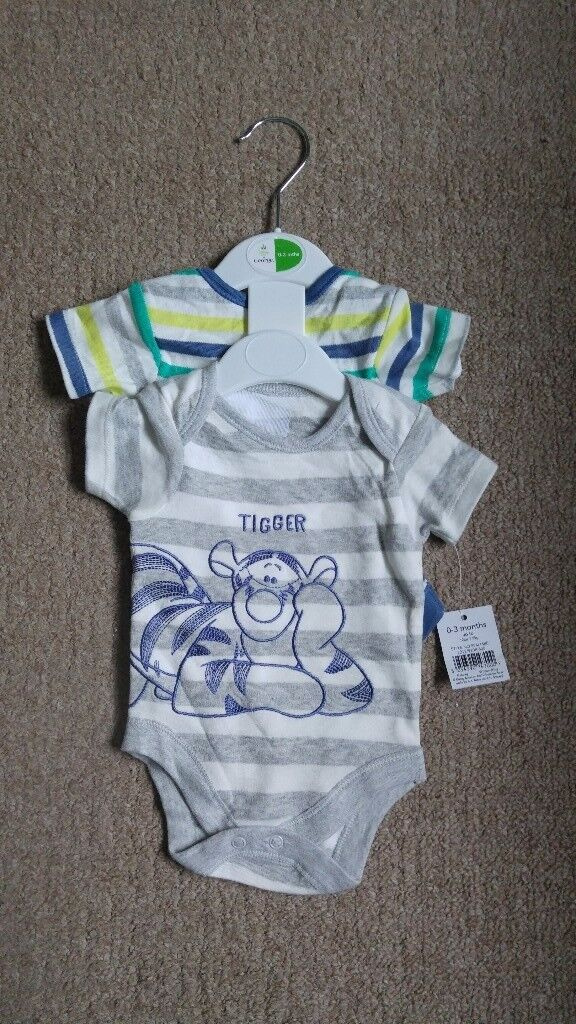 New baby grows 0-3 months