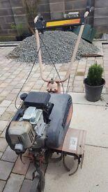 HONDA 5HP ROTORVATOR-TILLER