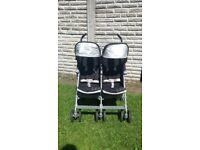 Maclaren Twin Techno Double Stroller 2016 (Used)