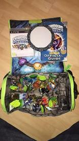 Skylanders Spyros Adventure bundle PS3
