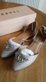 Ravel shoes size 7 brand new