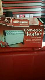 Convertor portable heater