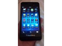 Blackberry z10 for swaps