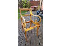 Chair frame
