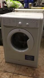 £85 INDESIT WASHING MACHINE VERY CLEAN AND TIDY