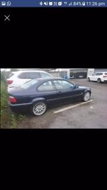 spare or repairs bmw 318 ci 500 ovno