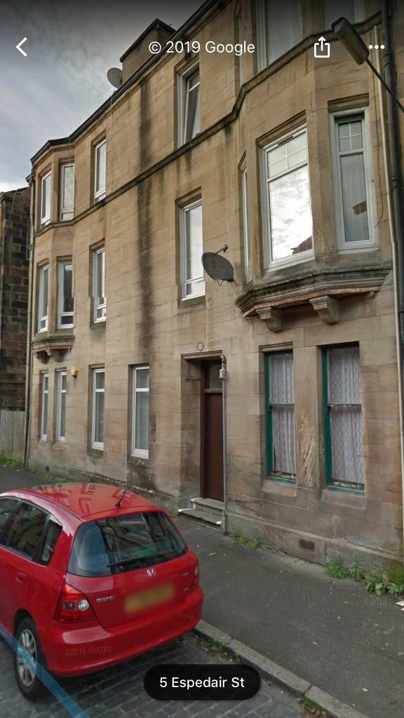 1/1 6 Espedair Street, Paisley, PA2 6NS   in Finnieston, Glasgow   Gumtree