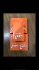 Samsung galaxy J5 2015 Brand new Work any sim £80 each Pick up from