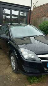 2010 (60 plate) Vauxhall Astra Estate Ecoflex 1.7l Diesel