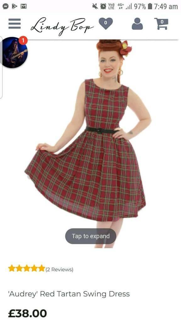 203edffe342 Lindy Bop Dress