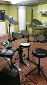 ** ROLAND ** V-Drums TD-6V kit for sale
