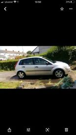 Ford, FIESTA, Hatchback, 2003, Manual, 1388 (cc), 5 doors