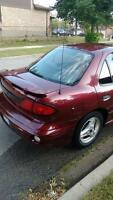 Pontiac sunfire ..clean and very good condition