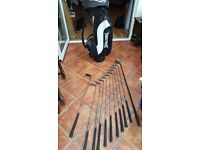 Full Set of Mens Golf Clubs - Spalding