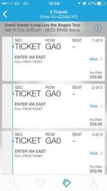 Emeli Sande Tickets AECC