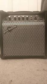 Guitar Practice Amp 15w Gear4Music