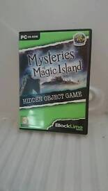 PC Game mysteries of magic island