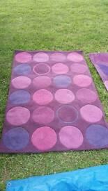 Spot rug