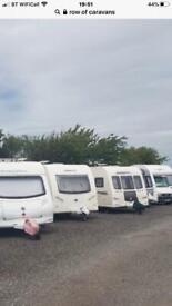 Caravan / camper / motorhome /boat Storage