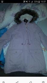 Womens coat size 16