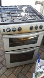 New World Gas Cooker