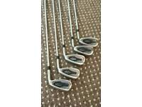5 bullet golf clubs