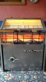 Wurlitzer Lyric, Console model, from the sixties