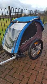 Burley Encore Bike Trailer for 2 Children