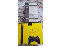 Ps2 with 22 games